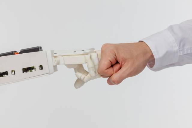 人とロボットの協力